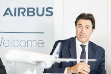Airbus's Korean Business Operations to Grow 20 Percent by 2021