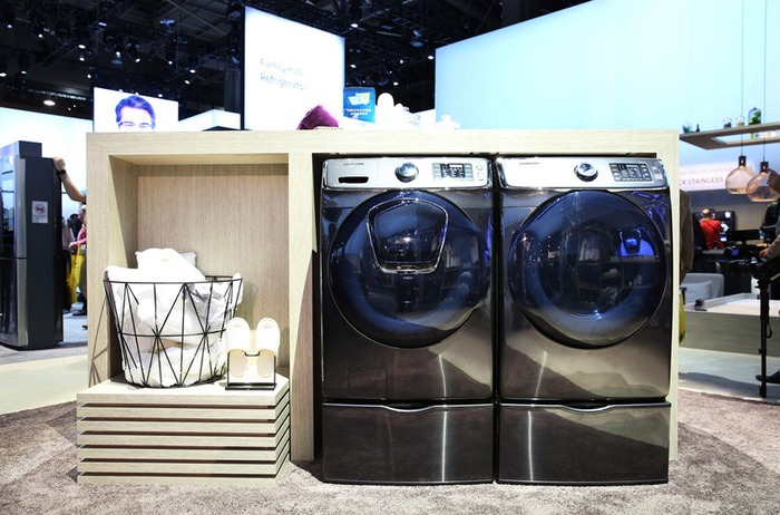 Whirlpool Demands 50 pct Tariff on Samsung, LG Washers