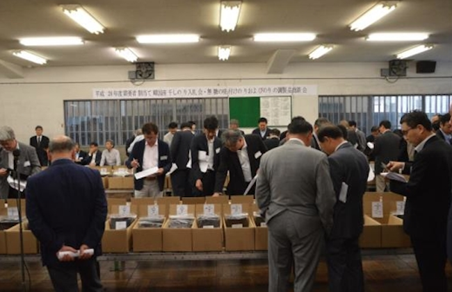 Exports of dried laver are likely to hit a record high this year on the back of growing popularity in Japan and China, the country's customs office said Wednesday. (Image: Yonhap)