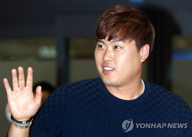 Dodgers' Ryu Hyun-jin Pleased with Healthy Bounceback Season