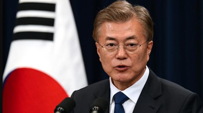 S. Korean President Arrives in Vietnam for APEC Summit
