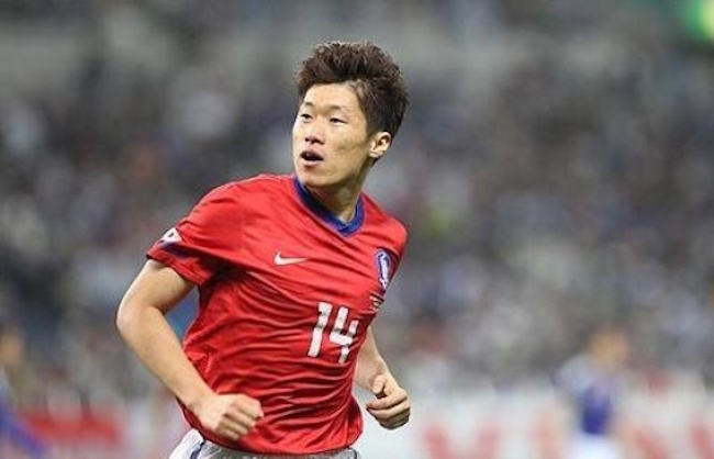 Former Manchester United midfielder Park Ji-sung will be responsible for South Korea's youth football policies following the national football governing body's personnel reshuffle on Wednesday. (Image: Yonhap)