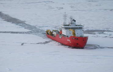 S. Korea, Russia Agree to Cooperate in Exploring Arctic Sea Routes