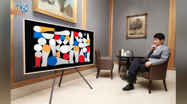 Samsung Adds 100 Masterpieces To Art Store For Tv The Frame Be