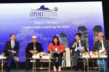 Seoul a City to Aspire to for Mayors in Developing Countries