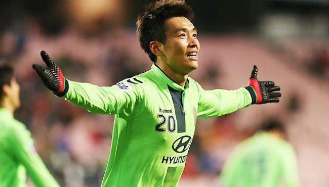 All-Time Leading Scorer in South Korean Pro Football Not Ready to Retire Yet