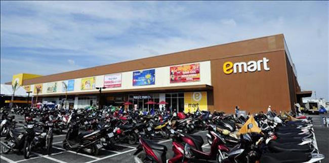 Retailer E-Mart opened its first store in Ho Chi Minh in 2015, and plans for a second location in Vietnam's largest city are currently underway. (Image: Yonhap)