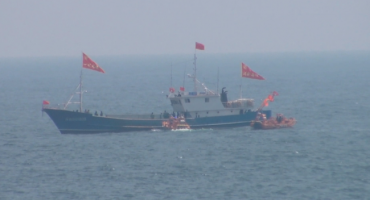S. Korea Requests China Step Up Crackdown on Illegal Fishing