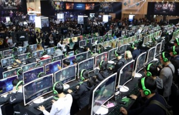 G-Star Gaming Festival Kicks Off in Busan