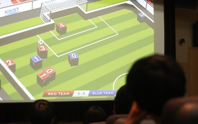 The university plans to turn the game into a global event going forward; it will extend an invitation to foreign schools next year with the support of various organizations. (Image: Yonhap)