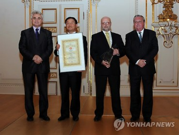 Hyundai's Czech Factory Wins National Quality Award