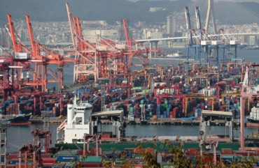 South Korea's Exports Rise 7.1% in Oct on Strong Demand for Semiconductors