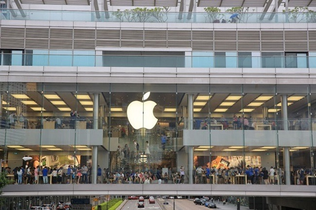 According to sources close to the mobile industry, the U.S. smartphone giant is expected to open its very first South Korean store in Sinsadong on Garosu-gil . (Image: Kobiz Media)
