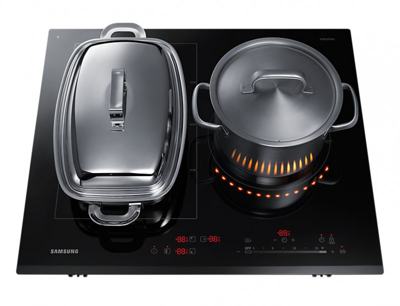 Samsung Elec's Induction Cooktop Gets Perfect Score from U.S. Consumer Report