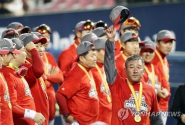 Reigning Baseball Champions Extend Manager Through 2020