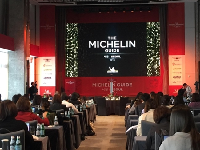 Six Restaurants in Seoul Newly Awarded with Michelin Stars