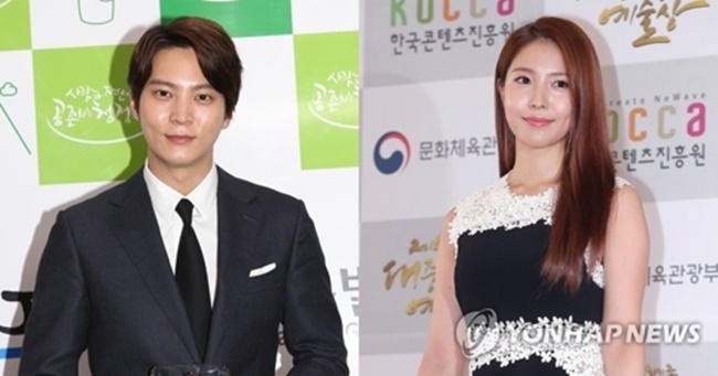 Actors BoA, Joowon End One-Year Romance