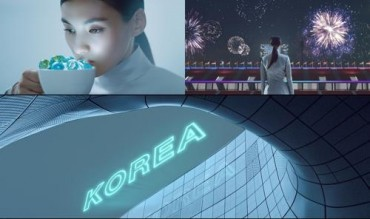 S. Korean Gov't Unveils Sci-fi Promotional Video for PyeongChang Olympics