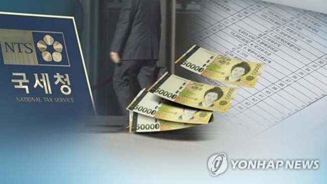 A task force assigned to carry out sweeping reform of the National TaxService (NTS) has looked into 60 cases which were suspected of being politically motivated by the tax office. (Image: Yonhap)