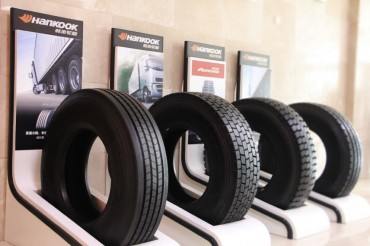 Hankook Tire to Supply Truck and Bus Tires to Sinopec
