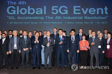 5G Industry Leaders Gather in Seoul
