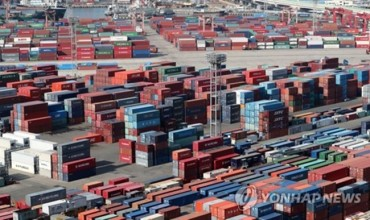 S. Korea's Terms of Trade Worsen in October