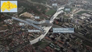 Samsung C&T Wins US$602 mln Expressway Order in Singapore