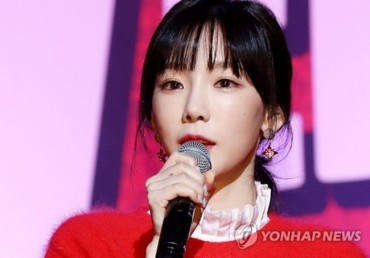 K-pop Singer Taeyeon Involved in Multi-Vehicle Accident