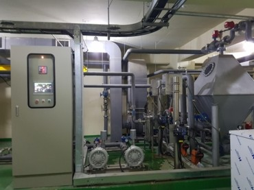 New Water Recycling System for SNU's Dormitory