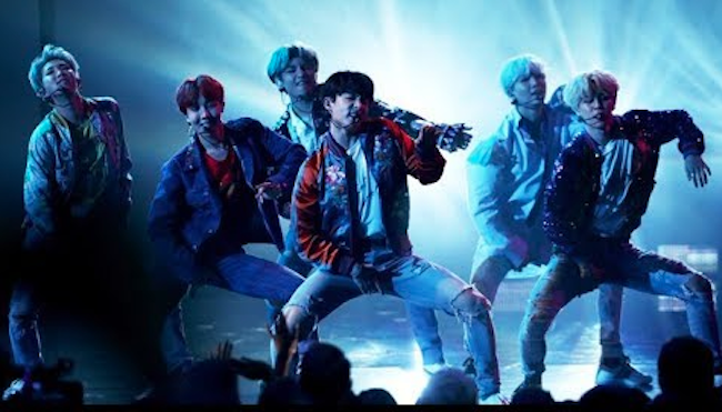 BTS Holds World Record for Twitter Engagements