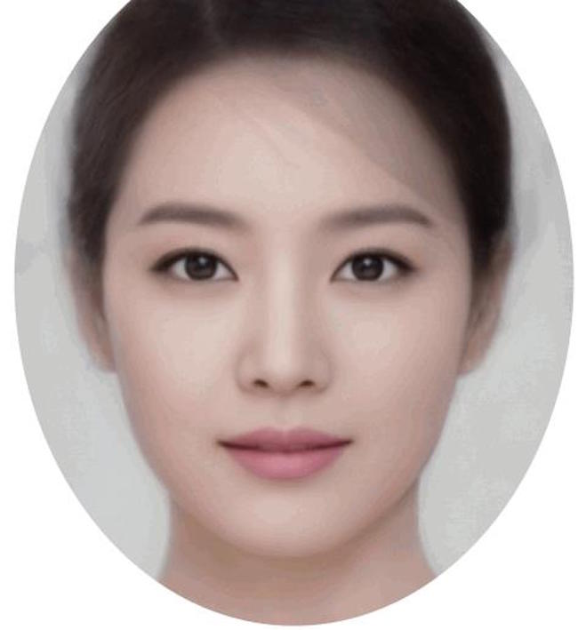The most beautiful Korean woman would have the eyes of Kim Tae-hee, the nose of Han Ga-in and the lips of Song Hye-kyo according to 290 South Koreans. (Image: Hugel)