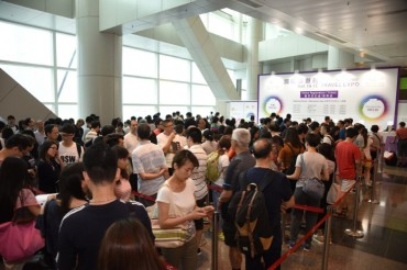 ITE: Hong Kong Citizens Spending Big on Travel