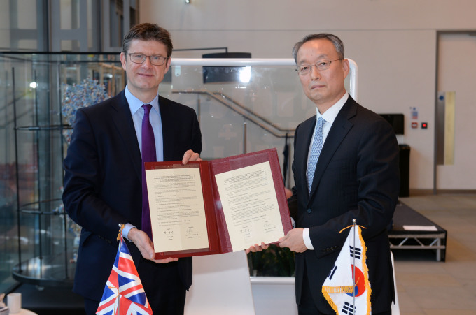 S. Korea Stepping Up Efforts to Build Nuclear Reactors in Britain