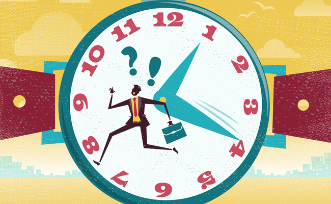 """Not having enough time was also felt by those who did not identify as time-poor, as 89.1 percent said yes to the statement """"Do you think that generally you don't have enough time"""". (Image: Korea Bizwire)"""