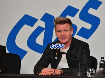 Gordon Ramsay Sings Praises of Cass and Korean Food