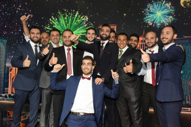 Stars of Science Crowns 25-Year-Old Fouad Maksoud Best Arab Innovator