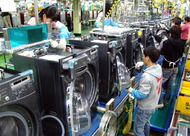 South Korean Washing Machines Could Face 50% Tariffs in US