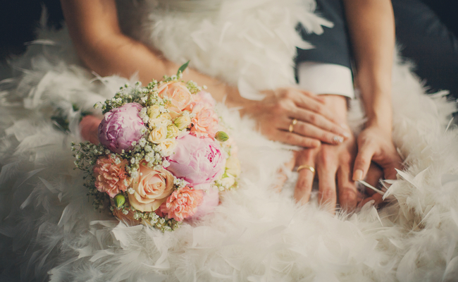 "However, when it came to a question about marriage, only 33.2 percent answered that partnering up was ""a good idea"", while 44.4 percent said that whether to get married or not was ""fine either way"". (Image: Korea Bizwire)"