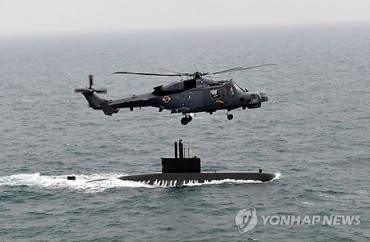 S. Korea Seeks $400 Million 'Offset' Naval Chopper Deal