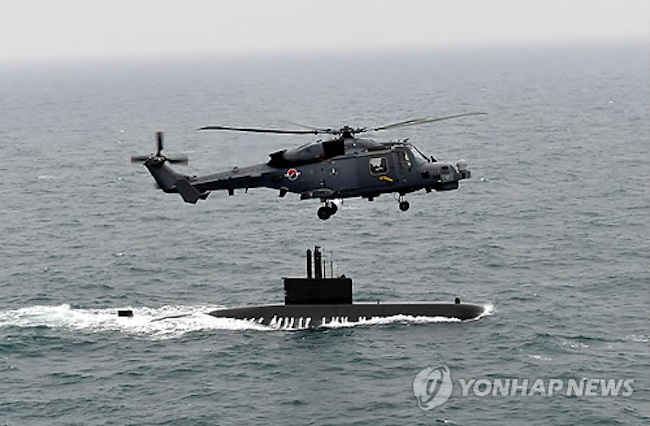 S. Korea Seeks $400 Million 'Offset' Naval Chopper Deal