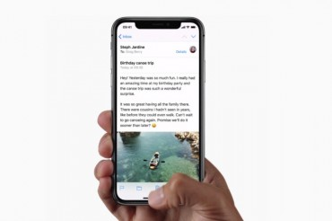Sluggish iPhone X Sales Rumors Hurting Earnings Forecast for Parts Suppliers