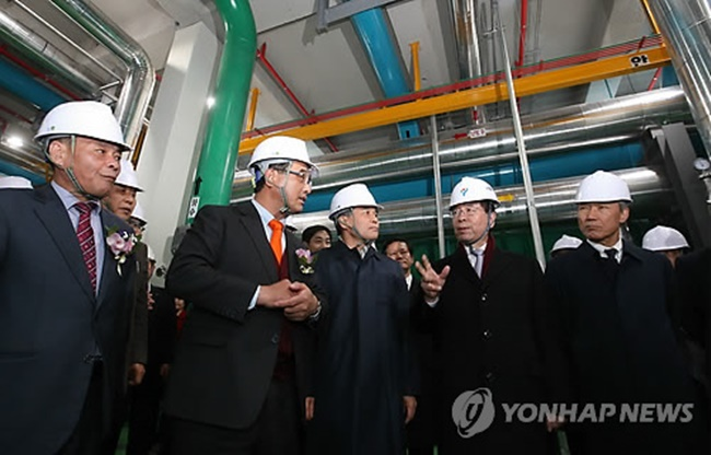 The Seoul Metropolitan Government has built a new wastewater recycling center that could produce enough energy to heat 24,000 households. (Image: Yonhap)