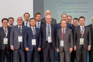 Hyundai Motor to Co-Chair Global Initiative for Hydrogen Development