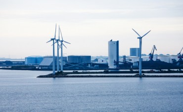 S. Korea's First Commercial Wind Farm Opens on Jeju