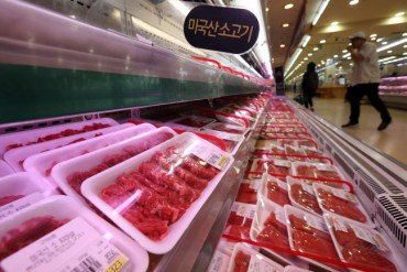 U.S. Beef Claims Over 50 pct of S. Korea's Imported Beef Market