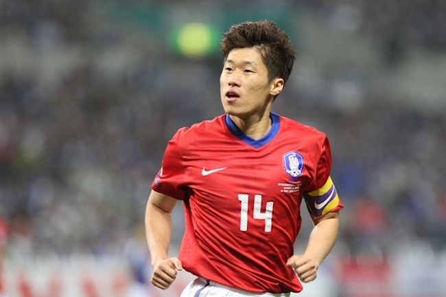 Once the 2018 Winter Olympics are over, perhaps a future as a Korean instructor awaits former Manchester United player Park Ji-sung. (Image: Yonhap)