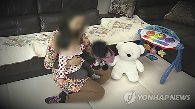 The figures are a measurement of instrumental support – meaning assistance in tasks ranging from housework and cooking to childcare and grocery shopping. (Image: Yonhap)