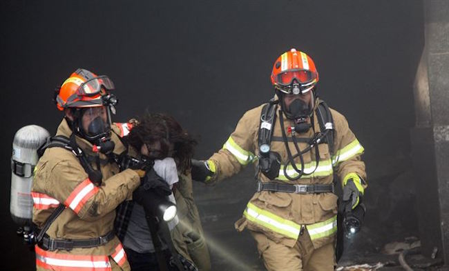 The revisions will ensure firefighters no longer have to be wary of causing harm while on the job (Image: Yonhap)