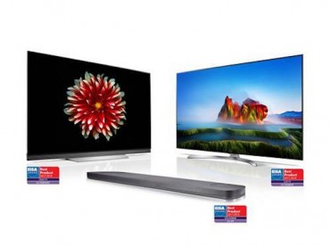 LG OLED TV Panels Tapped as Best Product by U.S., Japanese Experts