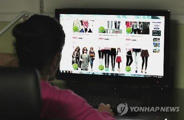 Women in 30′s Shop Online the Most